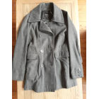 Paletot PEPE JEANS Gris, anthracite
