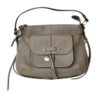 Leather Shoulder Bag SEE BY CHLOE Beige, camel
