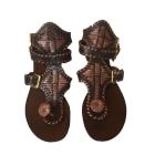 Flat Sandals ASH Brown