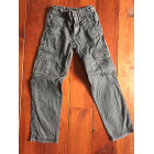 Pants NAPAPIJRI Gray, charcoal