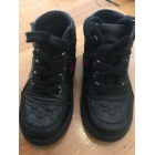 Lace Up Shoes GUCCI Black