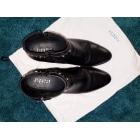 High Heel Ankle Boots CLAUDIE PIERLOT Black