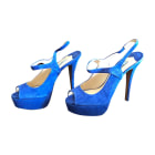 Escarpins PRADA Blue