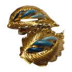 Boucles d'oreille BALENCIAGA Doré, bronze, cuivre
