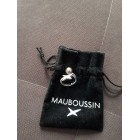 Ring MAUBOUSSIN Gray, charcoal