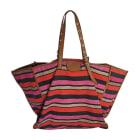 Non-Leather Oversize Bag SONIA RYKIEL Pink, fuchsia, light pink