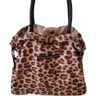 Non-Leather Shoulder Bag SONIA RYKIEL Animal prints