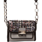 Leather Shoulder Bag KARL LAGERFELD Multicolor