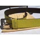 Belt LOUIS VUITTON Yellow
