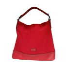 Non-Leather Shoulder Bag PIERRE CARDIN Red, burgundy