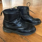 Ankle Boots DR. MARTENS Black