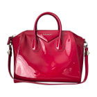 Leather Oversize Bag GIVENCHY Pink, fuchsia, light pink