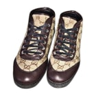 Sneakers GUCCI Brown