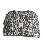 Leather Handbag GUESS Animal prints