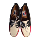 Lace Up Shoes LOUIS VUITTON bleu blanc rouge