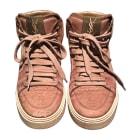 Sneakers YVES SAINT LAURENT Beige