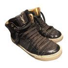Sneakers YVES SAINT LAURENT Schwarz