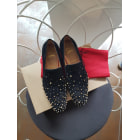 Buckle Shoes CHRISTIAN LOUBOUTIN Black