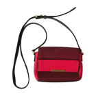 Borsa a tracolla in pelle MARC JACOBS Rosso, bordeaux