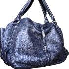 Leather Handbag CÉLINE Bittersweet Black