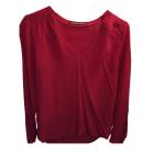 Shirt COMPTOIR DES COTONNIERS Red, burgundy