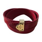 Bracelet LOUIS VUITTON Rouge