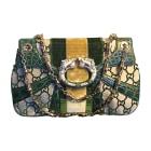 Leather Handbag GUCCI Multicolor