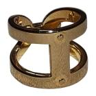 Bague MICHAEL KORS Doré, bronze, cuivre