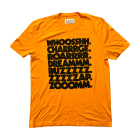T-shirt MAISON MARTIN MARGIELA Yellow