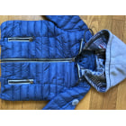 Down Jacket JOTT Blue, navy, turquoise