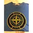 Tee-shirt STONE ISLAND Bleu, bleu marine, bleu turquoise