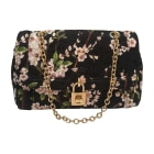 Non-Leather Shoulder Bag DOLCE & GABBANA Black