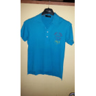 Polo DSQUARED2 Blue, navy, turquoise