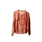 Blouse CACHAREL corail