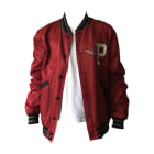 Veste RALPH LAUREN Rouge, bordeaux