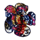 Broche CHANEL Multicouleur