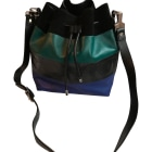 Leather Handbag PROENZA SCHOULER Multicolor