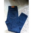 Jeans droit SÉZANE Brut