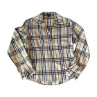 Shirt BURBERRY Tartan
