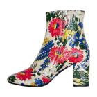 High Heel Ankle Boots BALENCIAGA Multicolor