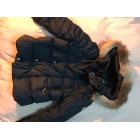 Down Jacket MONCLER Blue, navy, turquoise