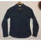 Shirt MELINDA GLOSS Blue, navy, turquoise