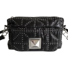 Non-Leather Shoulder Bag SONIA RYKIEL Black