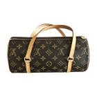 Non-Leather Handbag LOUIS VUITTON Brown