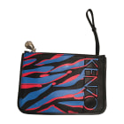 Clutch KENZO Animal prints