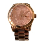 Wrist Watch MICHAEL KORS Pink, fuchsia, light pink