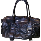 Leather Oversize Bag GIVENCHY Black