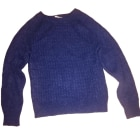 Sweater SOEUR Blue, navy, turquoise