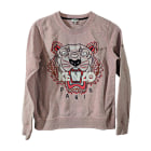 Sweatshirt KENZO Pink, fuchsia, light pink