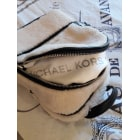 Backpack MICHAEL KORS White, off-white, ecru